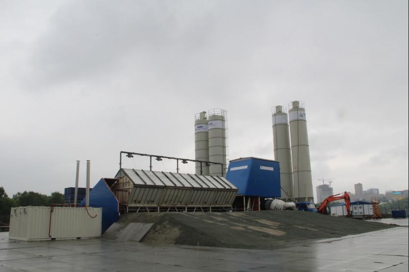Мобильный бетонный завод, который обеспечит строительный объект бетонными смесями всех номиналов
