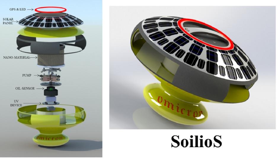 Робот Soilios