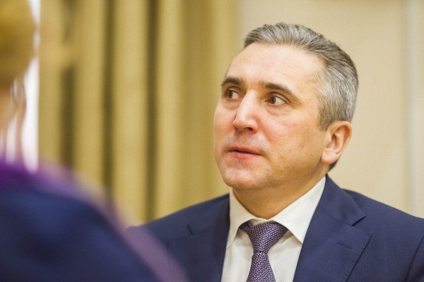 Александра Моора называют вероятным кандидатом на пост главы Тюменской области