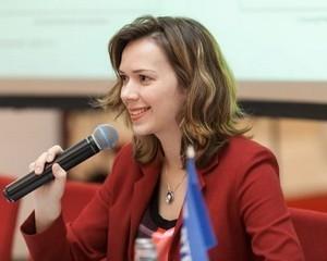 Марина Липецкая, Центр стратегических разработок «Северо-Запад»