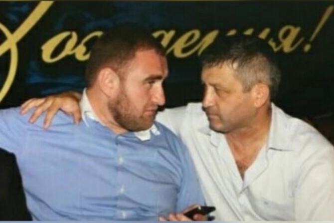 Рауф Арашуков и Казбек Булатов