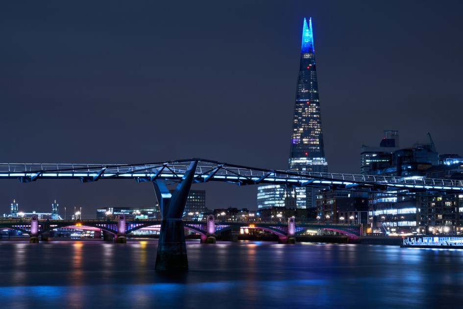 Небоскреб The Shard в Лондоне