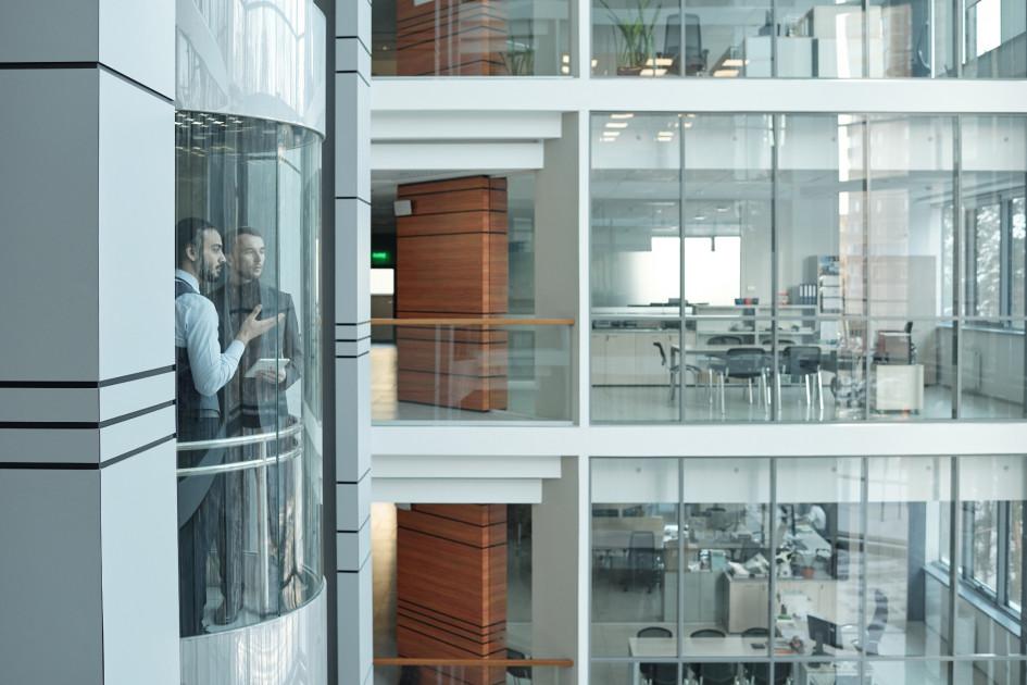 Грамотный выбор бизнес-центра и правильное управление офисными площадями может приносить около 9% годовых