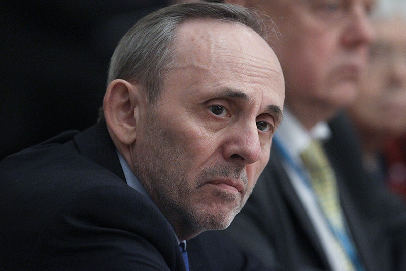 Заместитель гендиректора, член правления «Роснано» Яков Уринсон