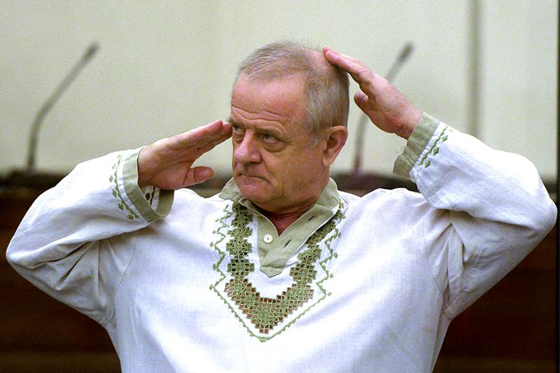 ПолковникГРУ в отставке ВладимирКвачков, 2013 г.