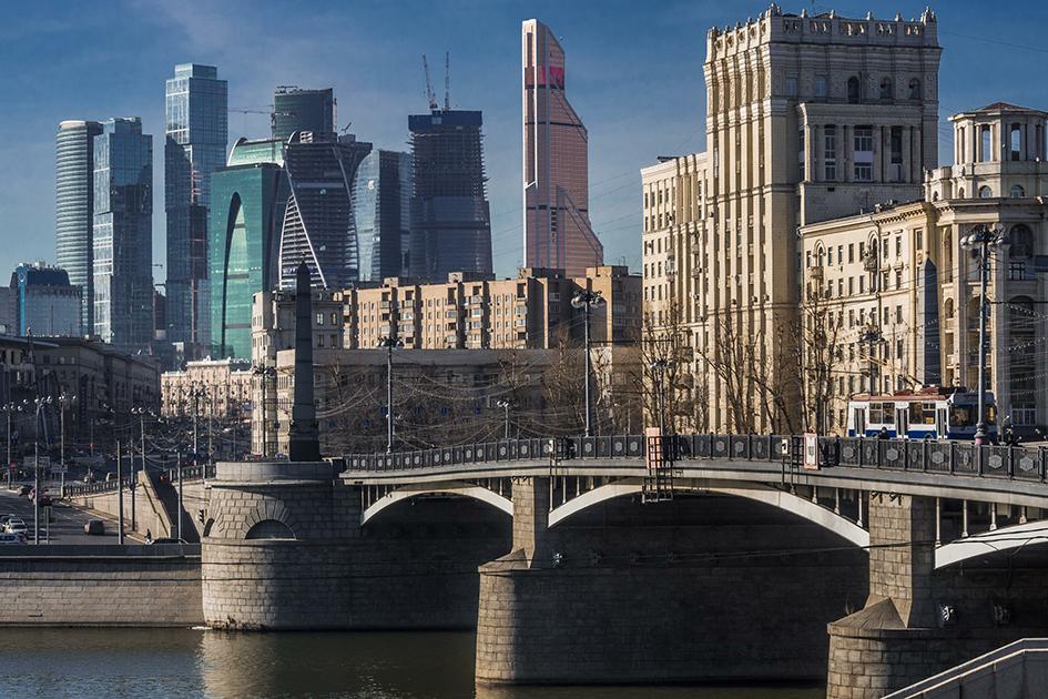 Район Москвы Дорогомилово