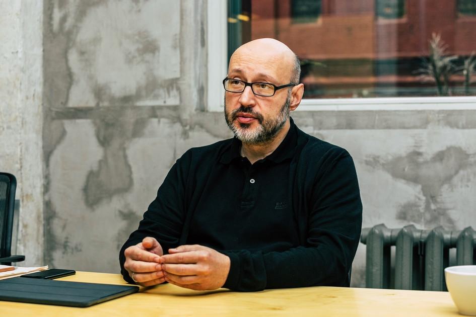 Архитектор Юрий Григорян