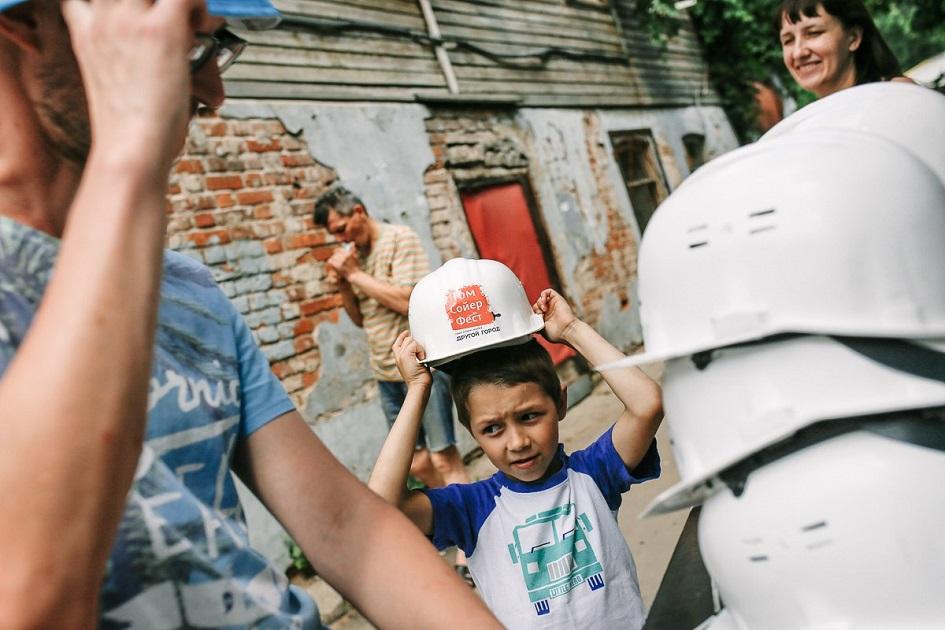 Фото: Группа Вконтакте «Том Сойер Фест — вместе вернем Самаре цвет»