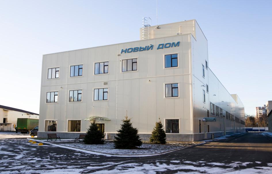 Завод «Новый дом»