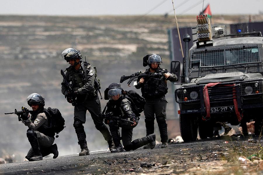 Фото: Mohamad Torokman / Reuters