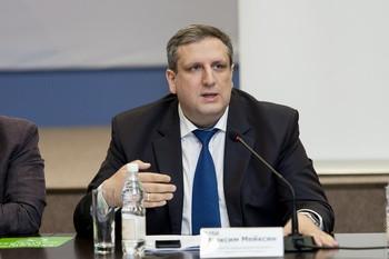 Максим Мейксин, Комитет по промышленной политике и инновациям Санкт-Петербурга
