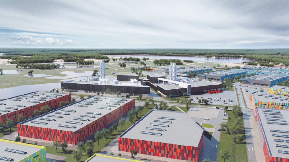 Проект индустриального парка