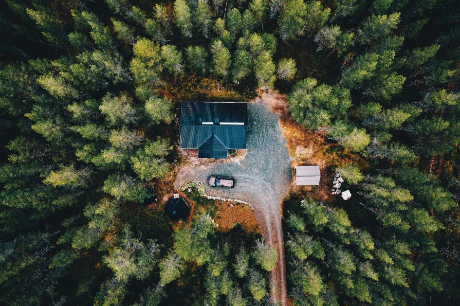 Коттедж в Финляндии