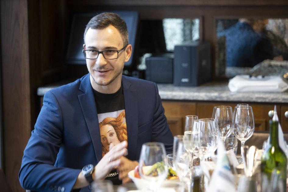 Фото: Руководитель департамента партнёрских программ «АвангардИнвестПроект»  Андрей Кучко