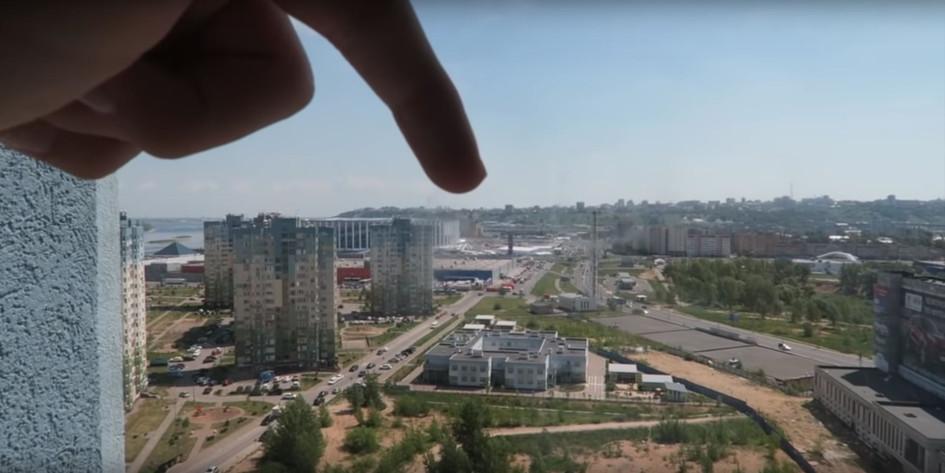 «Я не ожидал многого от этого места — но вот ты приезжаешь в Россию и попадаешь в такой люкс, это восхитительно»