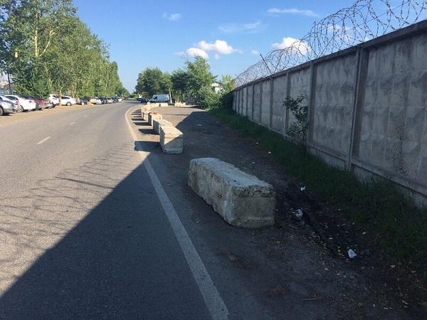 "Фото: группа ВКонтакте ""Ситуация на дороге. Тюмень"""
