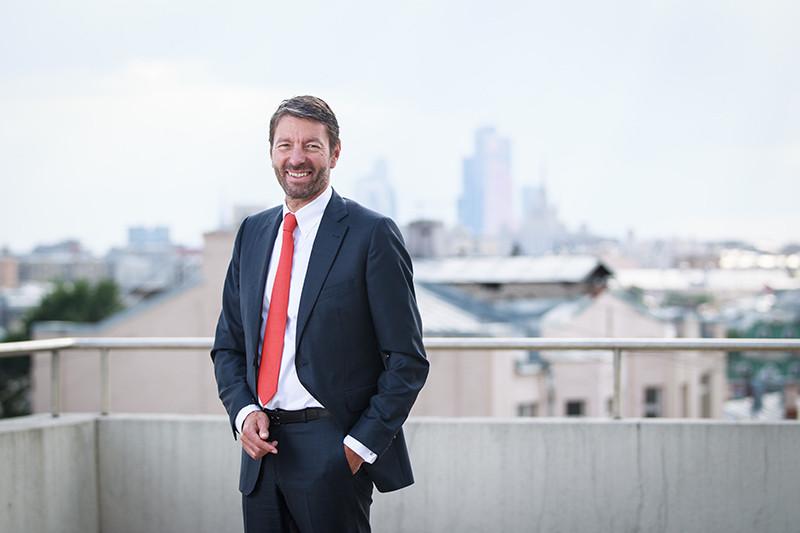 Генеральный директор Henkel AG Каспер Рорштед