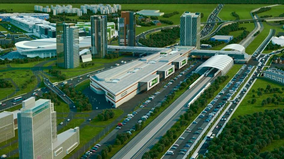 Проект развития территории ММТУ «Орбион»