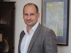 Генеральный директор ЦРП «Петербургская Недвижимость» Олег Пашин
