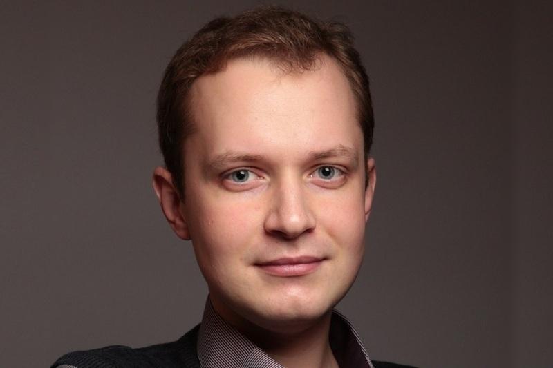 Петербургский историк Павел Котляр