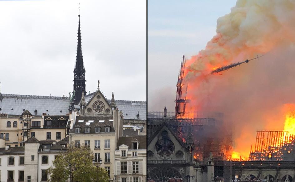 Фото: Jacques Brinon / AP  claire2clermont / Twitter