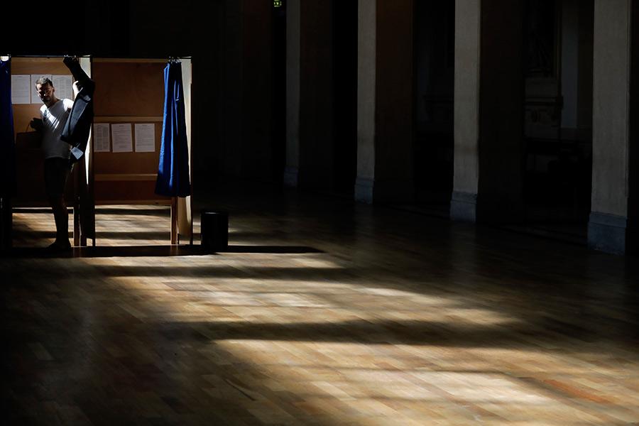 Выборы воФранции