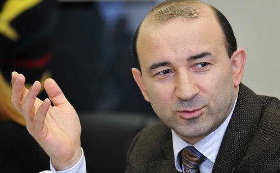 """Генеральный директор ГК """"Евродон"""" Вадим Ванеев."""