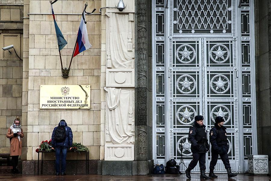 Фото:  Дмитрий Серебряков / ТАСС