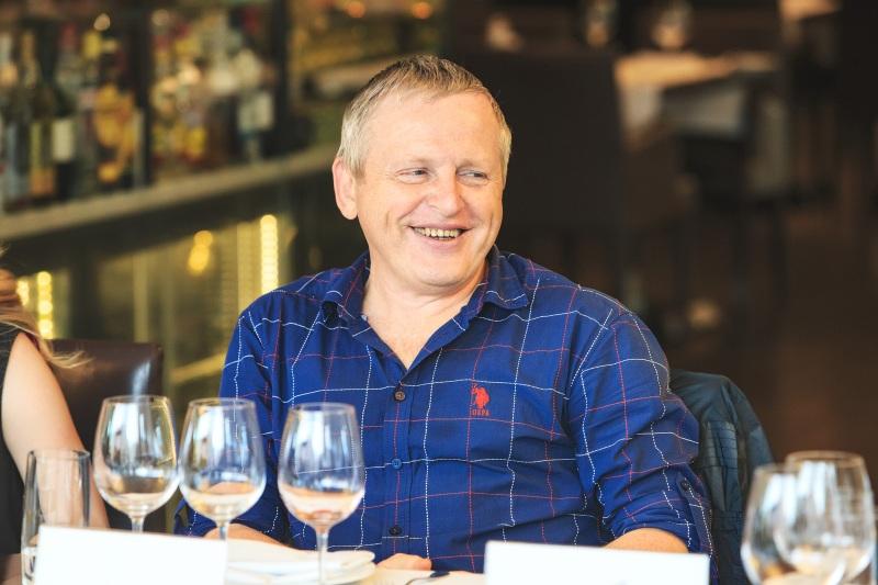 Олег Матукевич,руководитель компании «ИНОК»