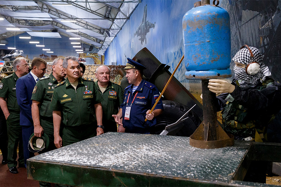 Фото: Министерство обороны России