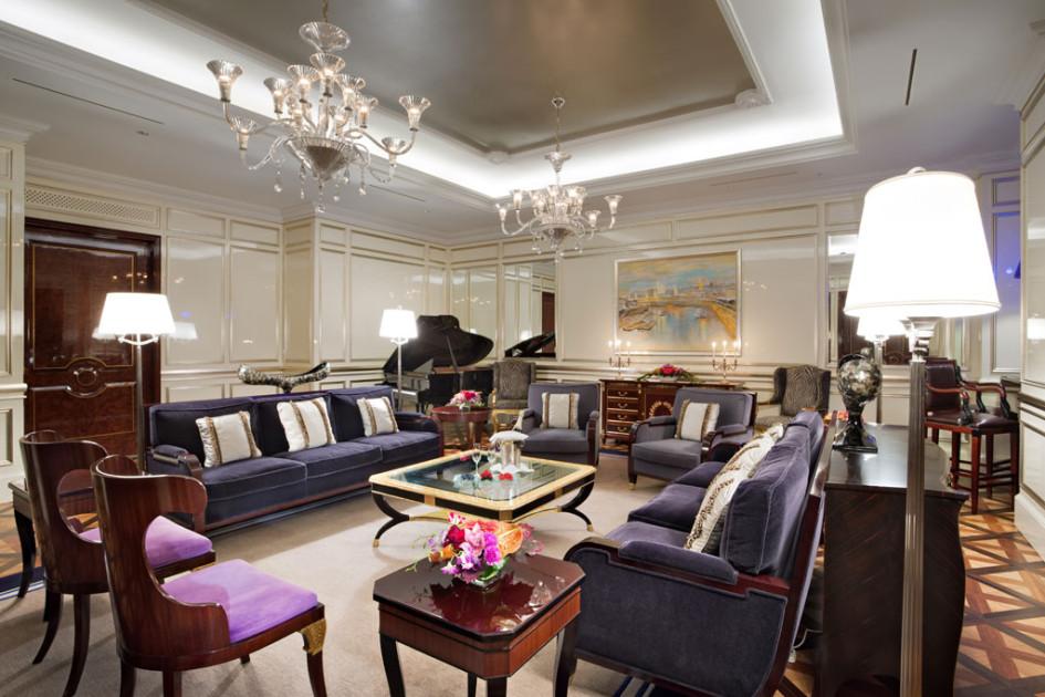 Роскошный Отель в Центре Москвы St Regis Москва