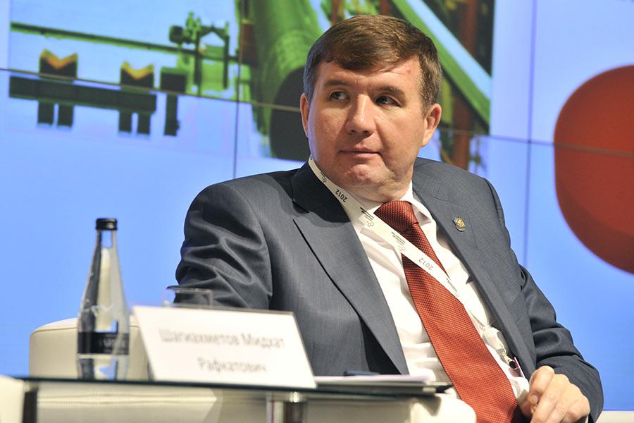 Мидхат Шагиахметов