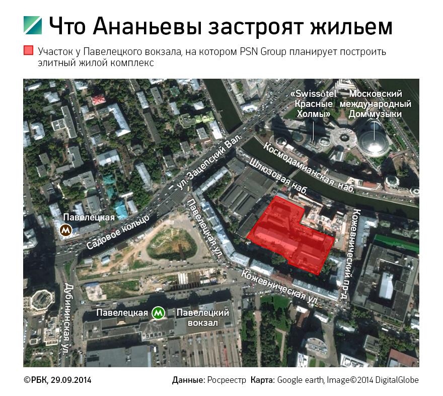фото павелецкого вокзала и что находится рядом хна