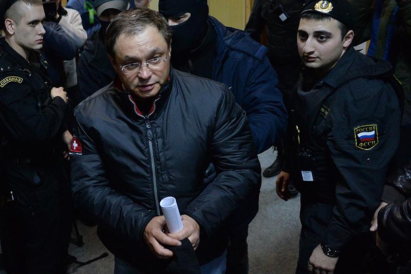 В феврале 2014 года Глеб Фетисов был задержан поделу овыводе активов из«Моего Банка»