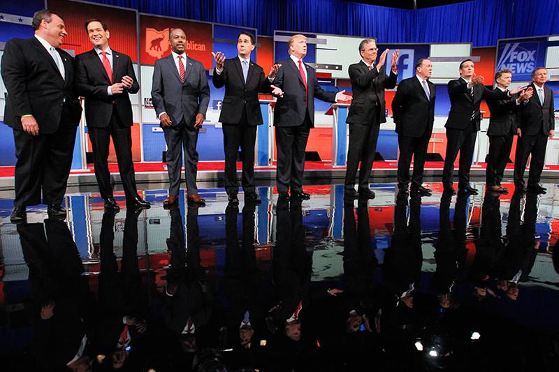 Кандидаты на пост президента США от Республиканской партии