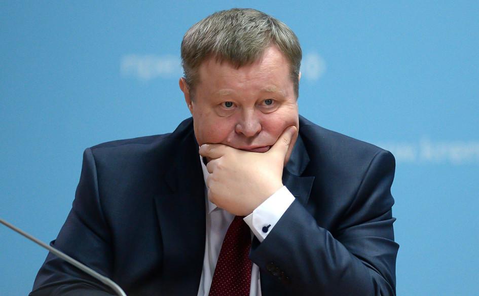 Владимир Устинов