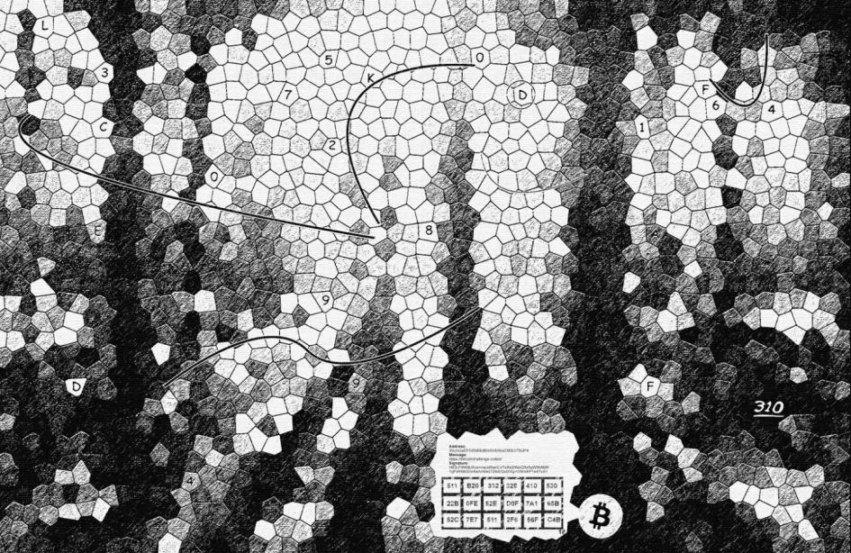 Игры, картины и песни. Как найти спрятанную криптовалюту :: РБК.Крипто