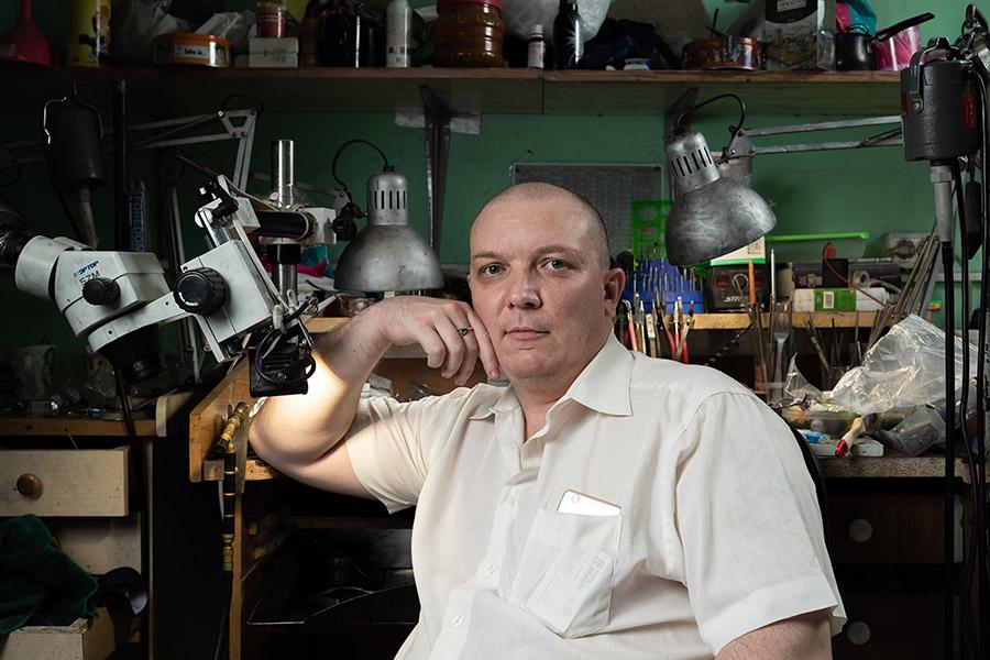 Влад Ошеров