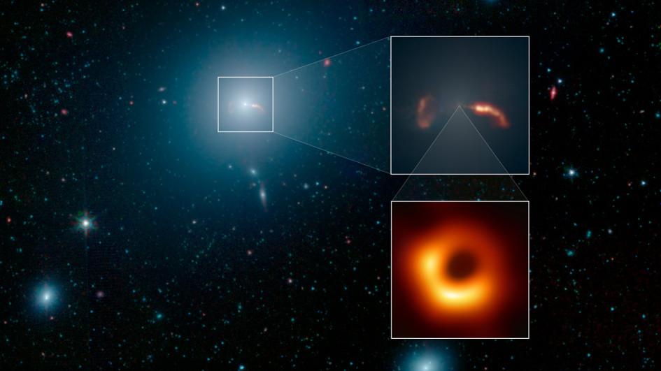 Галактика М87