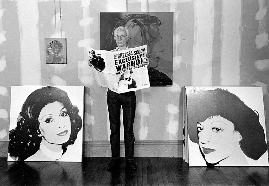 Основоположником стиля  лофт считают американского авангардного художника Энди Уорхола