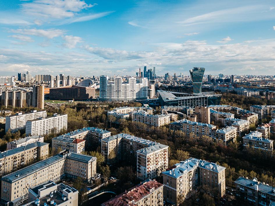 Район Москвы Сокол