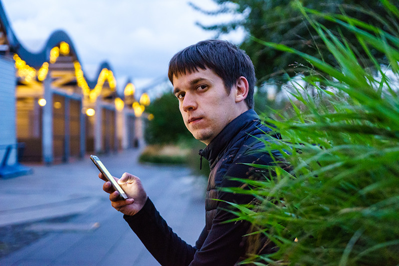 Cовладелец OOO «Открытые технологии» Евгений Савельев