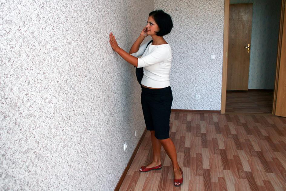 Приемка квартира в новом жилом доме квартала 58 Северо-Приморской части Санкт-Петербурга