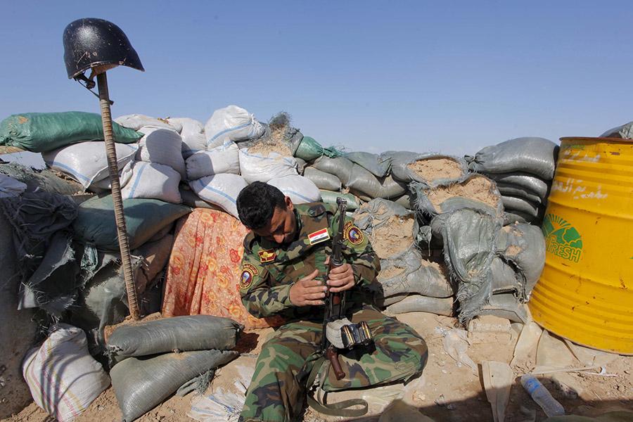 Фото: Alaa Al-Marjan / Reuters