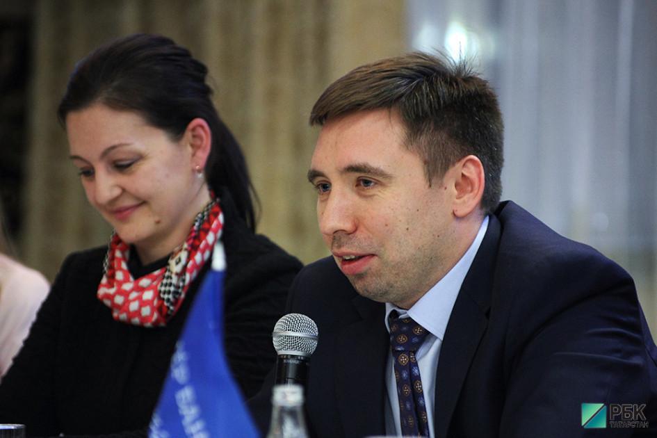 Председатель правления ПАО «Тимер Банк» Айрат Камалов