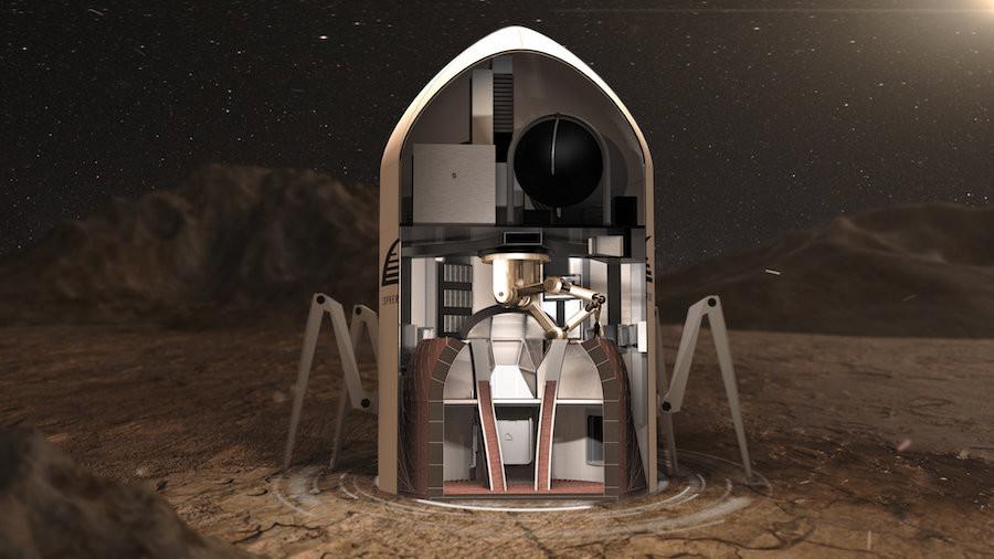 Робот из проектаZopherus
