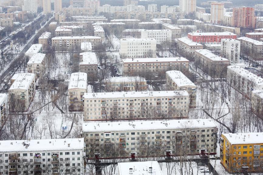 3,6 млн руб. - столько стоит 20-метровая квартира, признанная самой дешевой в пределах МКАД