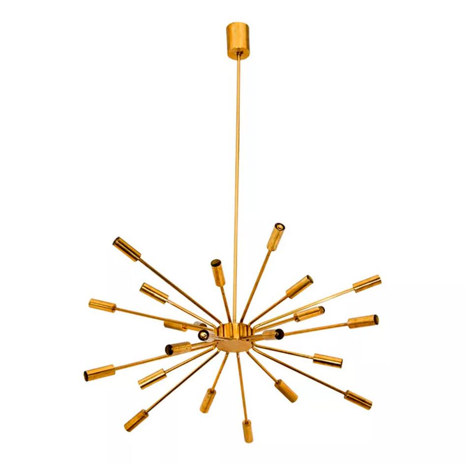 Светильник Sputnik Lamp от Gino Sarfatti