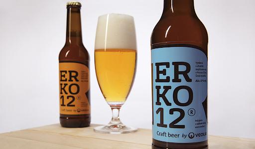 Чешское пиво Erko, сваренное с использованием переработанных сточных вод
