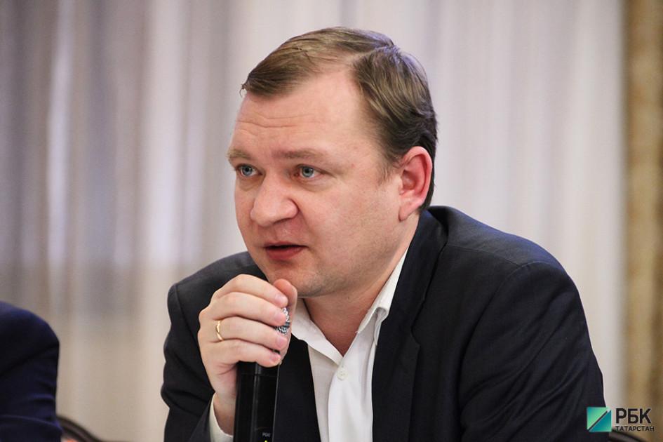 Президент гильдии риелторов Татарстана Андрей Савельев